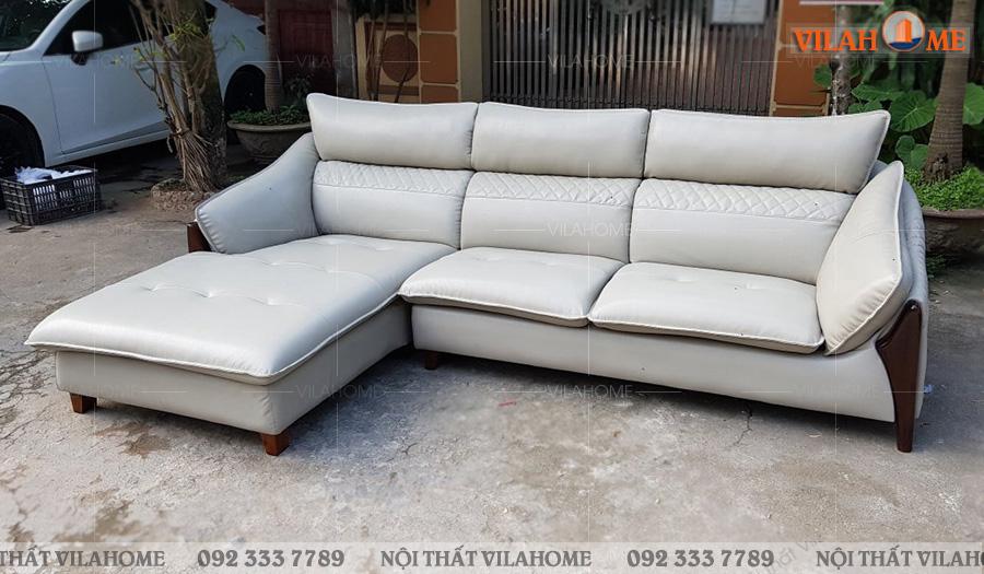 Đặc điểm sofa da thật